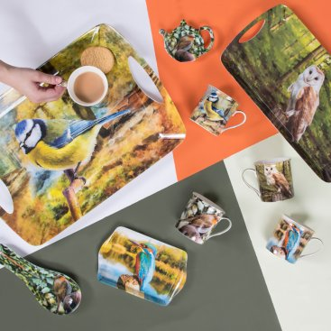 WILDLIFE & COUNTRYSIDE MUGS & GIFTS