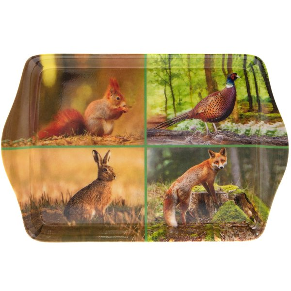 WILDLIFE TRAY SMALL