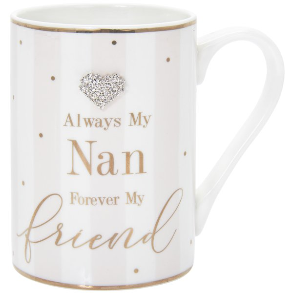 MAD DOTS NAN MUG