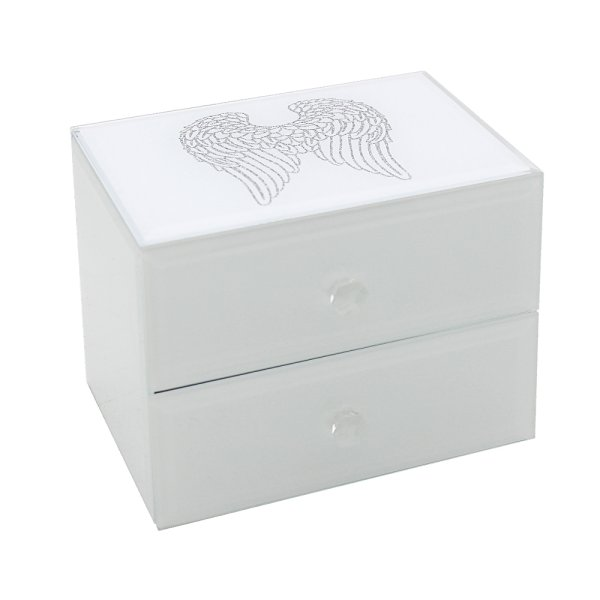 ANGEL WINGS JEWELLERY BOX