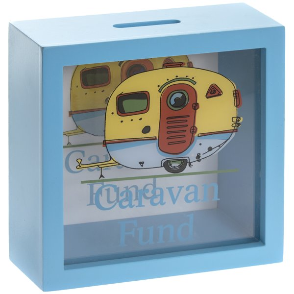 CARAVAN FUND MONEY BOX