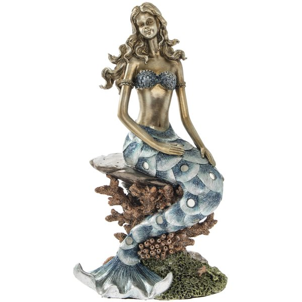 EXOTIC ART MERMAID 11""
