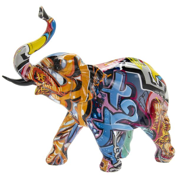 GRAFFITI ELEPHANT SML