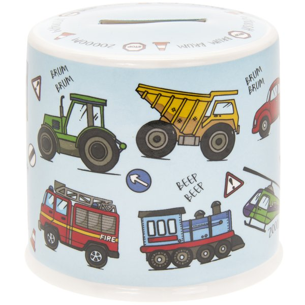 VEHICLE MONEY BOX