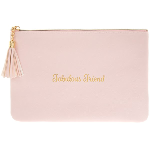 SHINEBRGHT FABFRIEND CLUTCH