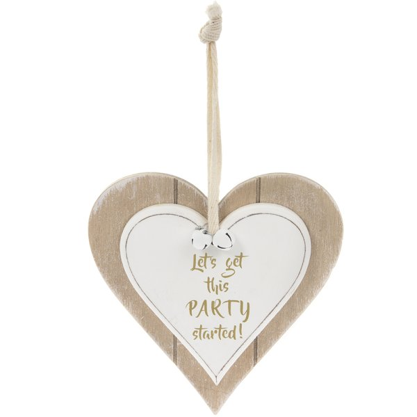 TWIN HEART PARTY STARTED
