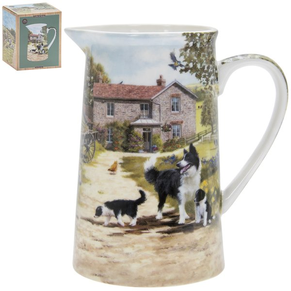 COLLIE & SHEEP JUG