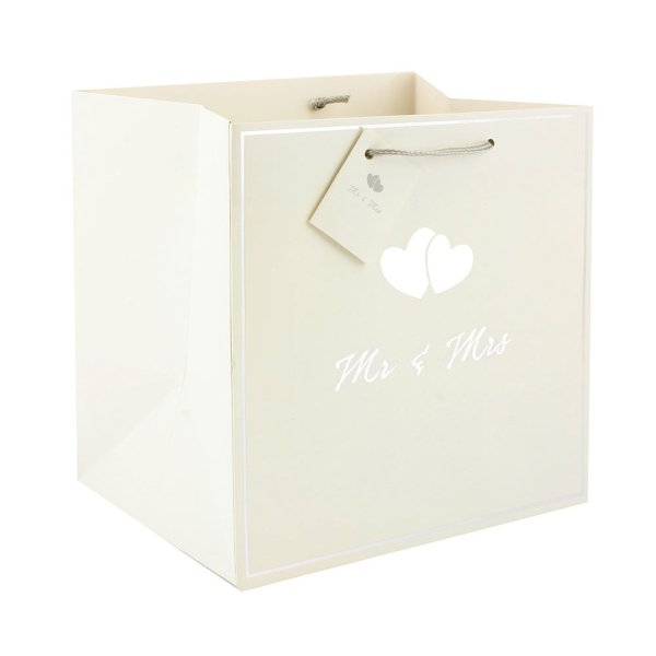 MR & MRS GIFT BAG MEDIUM