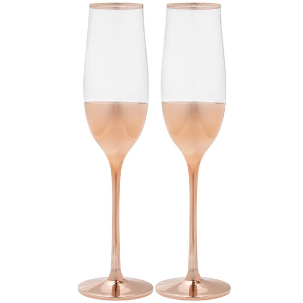 ROSE GOLD FLUTES S2