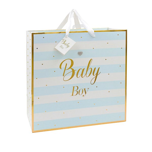 MAD DOTS BABY BOY GIFTBAG LGE
