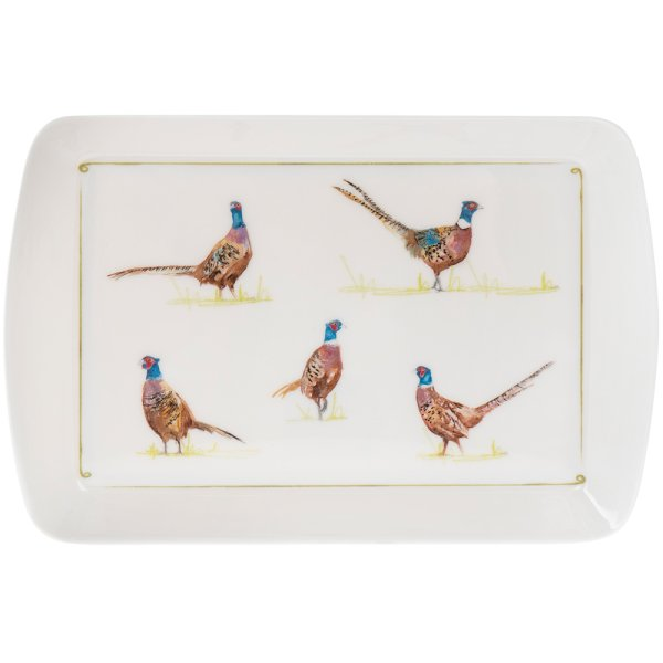 PHEASANT TRAY SMALL