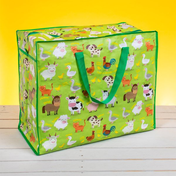 FARM ANIMALS JUMBO BAG