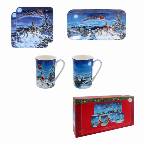 MAGIC OF XMAS GIFT SET 5PC