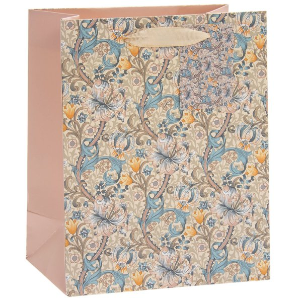 GOLDEN LILY GIFT BAG M