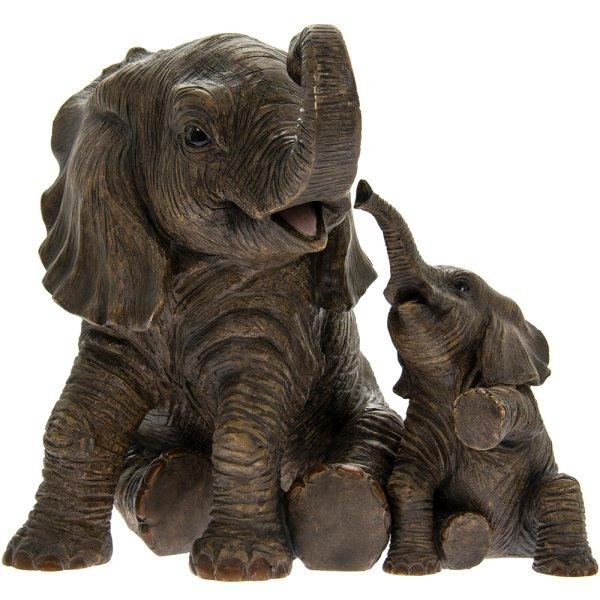 ELEPHANT & CALF