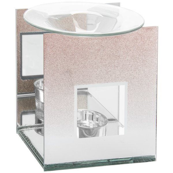 ROSE GOLD OIL BURNER