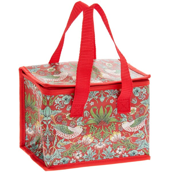 S'BERRY THIEF LUNCH BAG RED