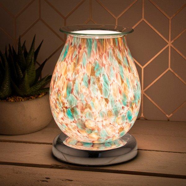 AROMA LAMP MULTI GLITTER