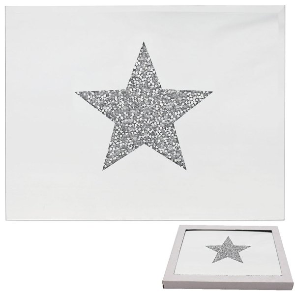STAR PLACEMATS 2S