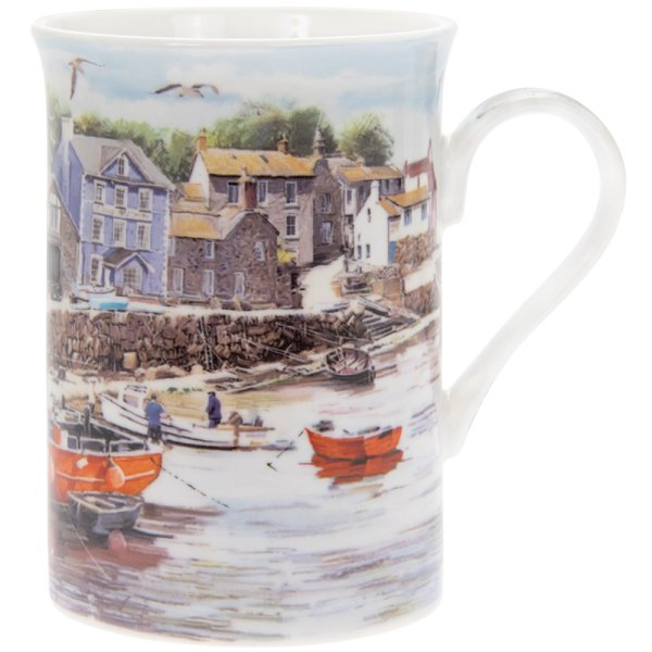 THE OLD HARBOUR MUG