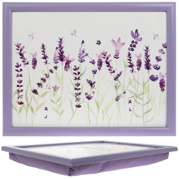 LAVENDER LAPTRAY