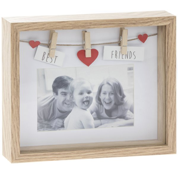 SENTIMENTS BEST FRIENDS FRAME