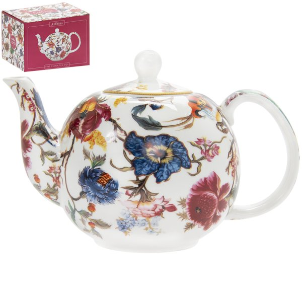 ANTHINA TEA POT