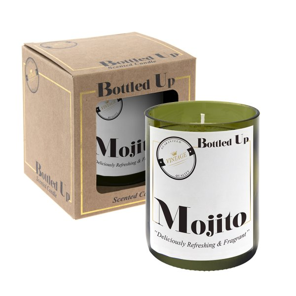 MOJITO BOTTLE CANDLE