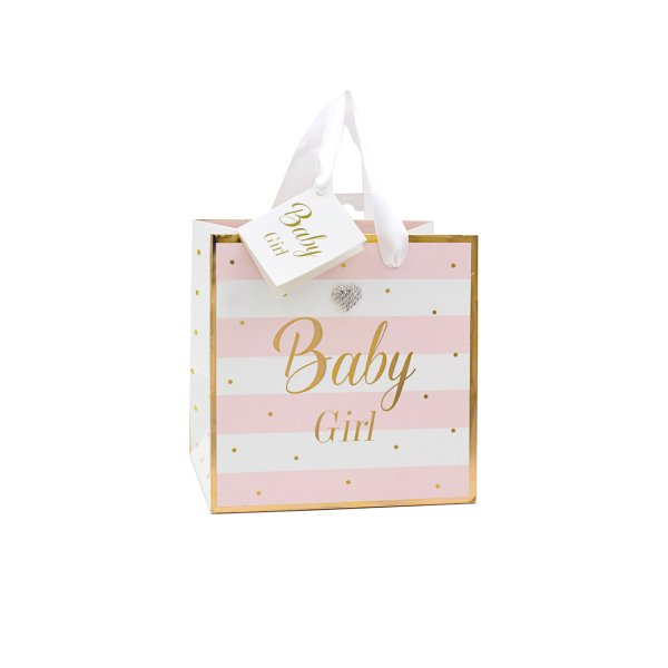 MAD DOTS BABY GIRL GIFTBAG SML