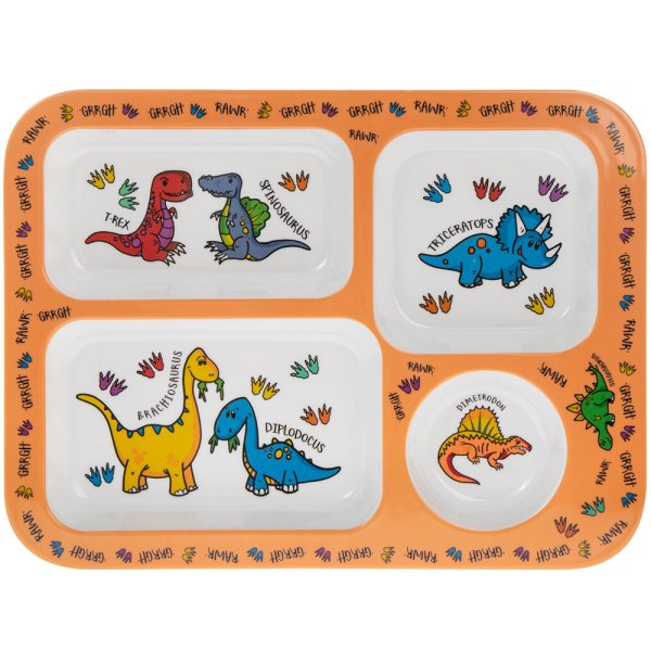 LITTLE STARS DINOSAUR TRAY