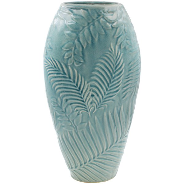 TROPICAL LEAVES VASE