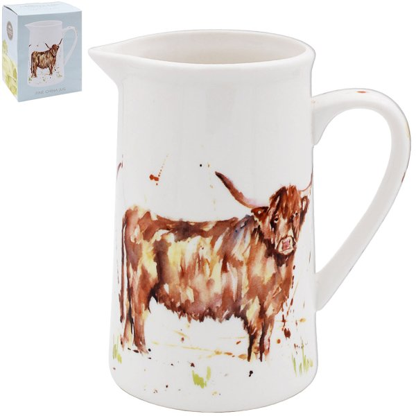COUNTRY LIFE COW JUG