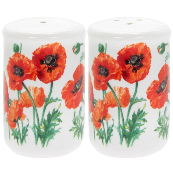 POPPY FIELD SALT & PEPPER