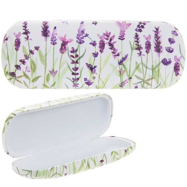 LAVENDER GLASSES CASE