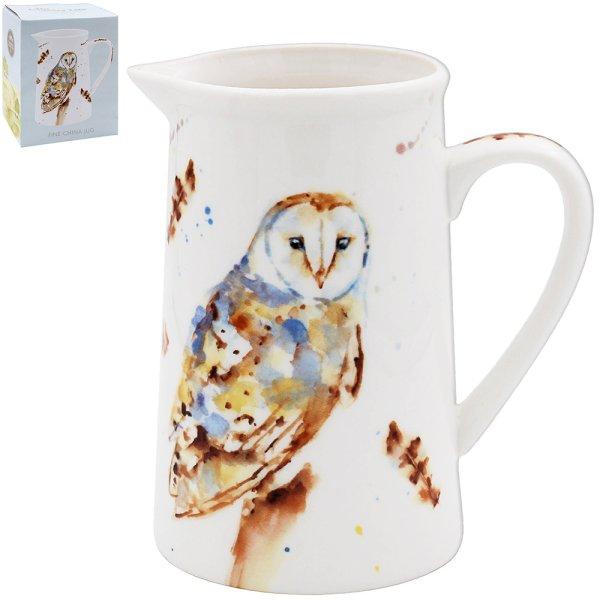 COUNTRY LIFE OWL JUG