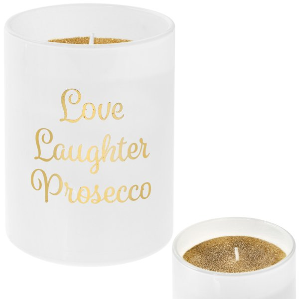 DESIRE LOVE LAUGH PROSEC CANDL
