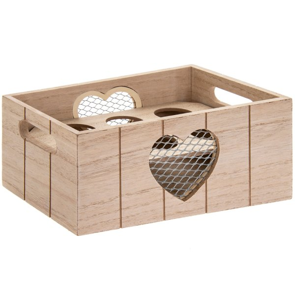HEART EGG CRATE