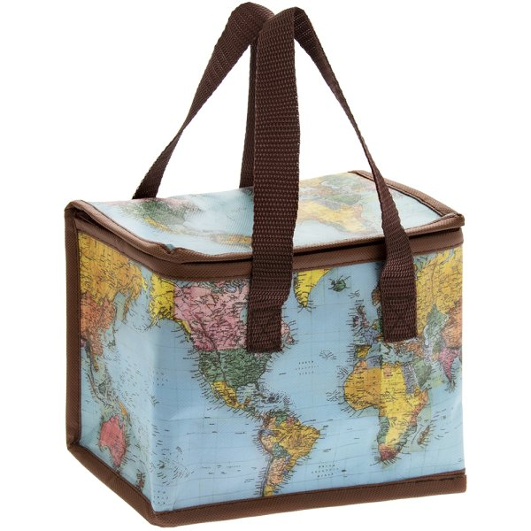 WORLD TRAVELLER LUNCH BAG