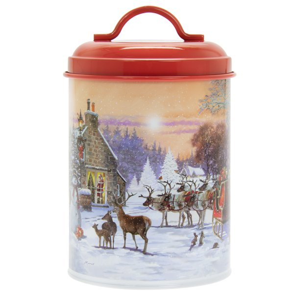 MAGIC OF CHRISTMAS CANISTER S