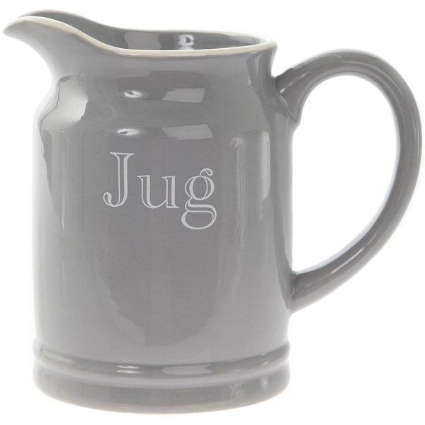 GREY CLASSIC JUG LARGE