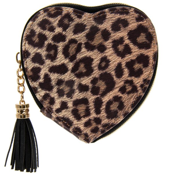 WILD SIDE HEART PURSE