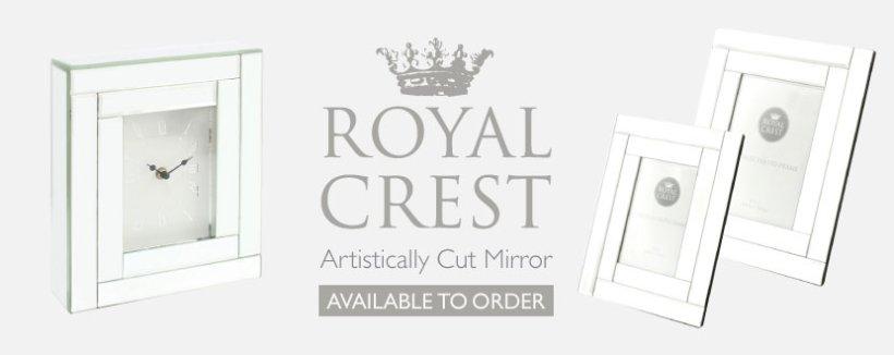 RCMG Artistically Cut Mirror
