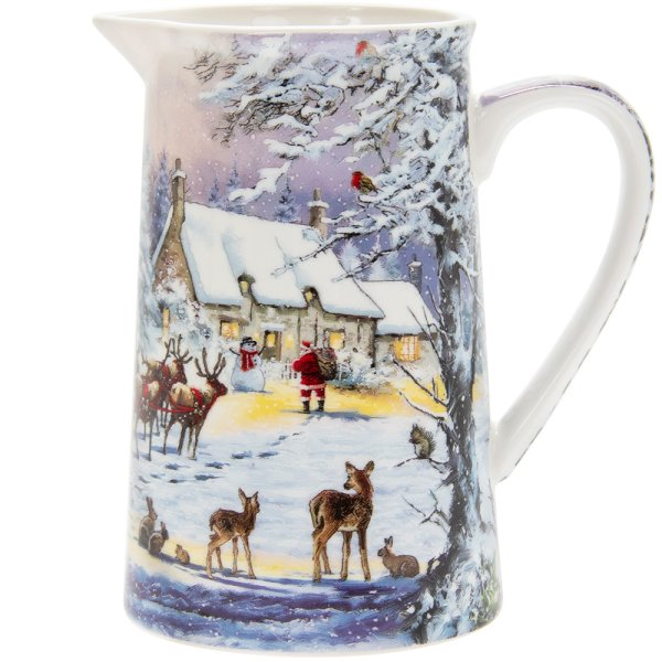 THE MAGIC OF XMAS JUG MEDIUM