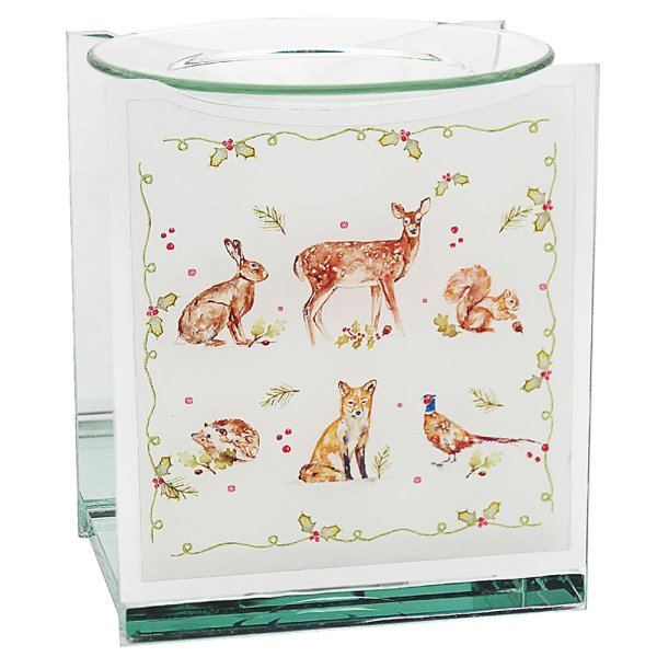 WINTER FOREST OIL BURNER