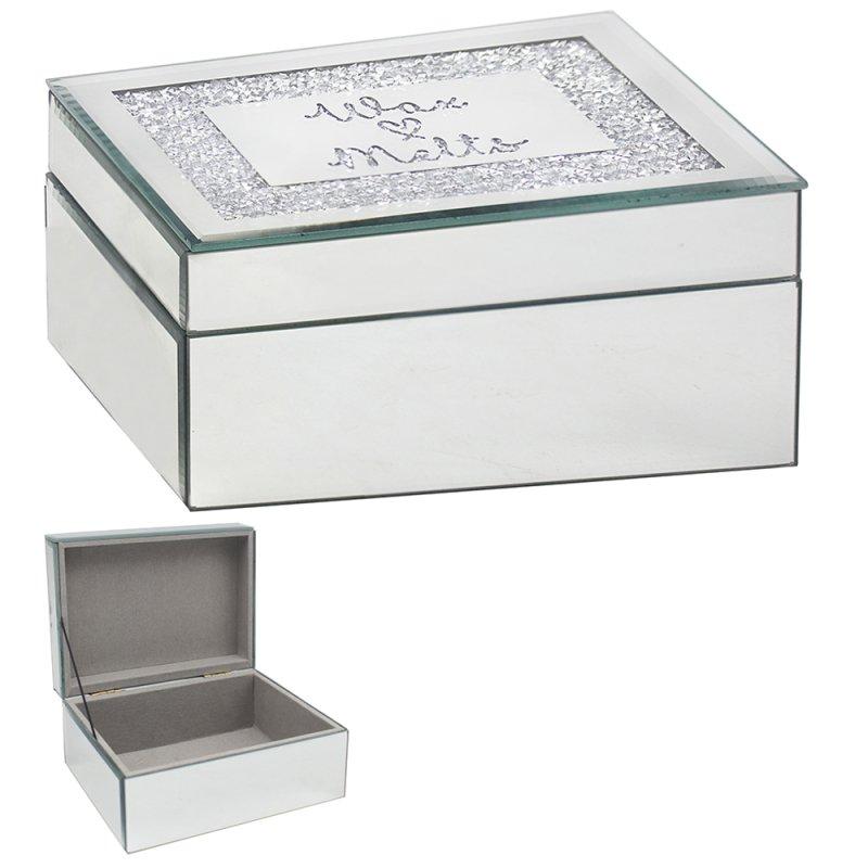 MIRROR CRYSTAL WAX MELTS BOX