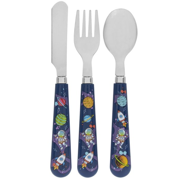 SPACEMAN CUTLERY SET