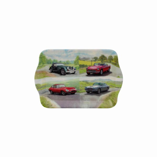 CLASSIC CARS TRAY SMALL