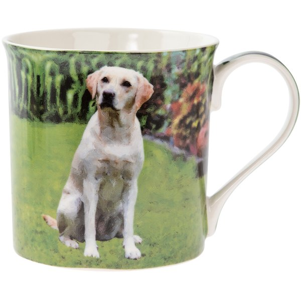 GOLDEN LAB MUG