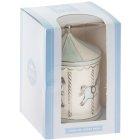 BABY BLUE CAROUSEL MONEY BOX