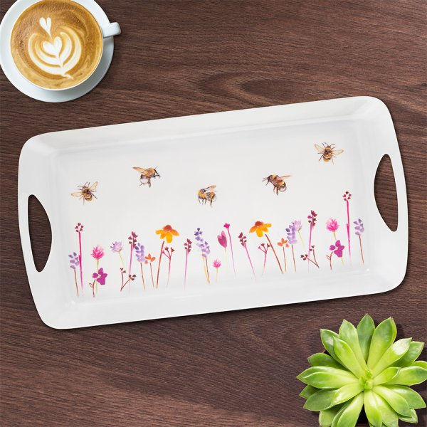 BUSY BEES MEDIUM TRAY